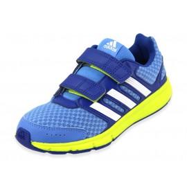 LK SPORT CF K BLU - Chaussures Running Garçon Adidas