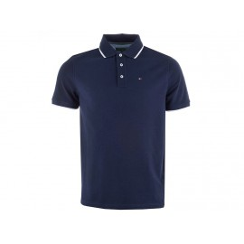 TM416 NAV - Polo Homme Tommy Hilfiger
