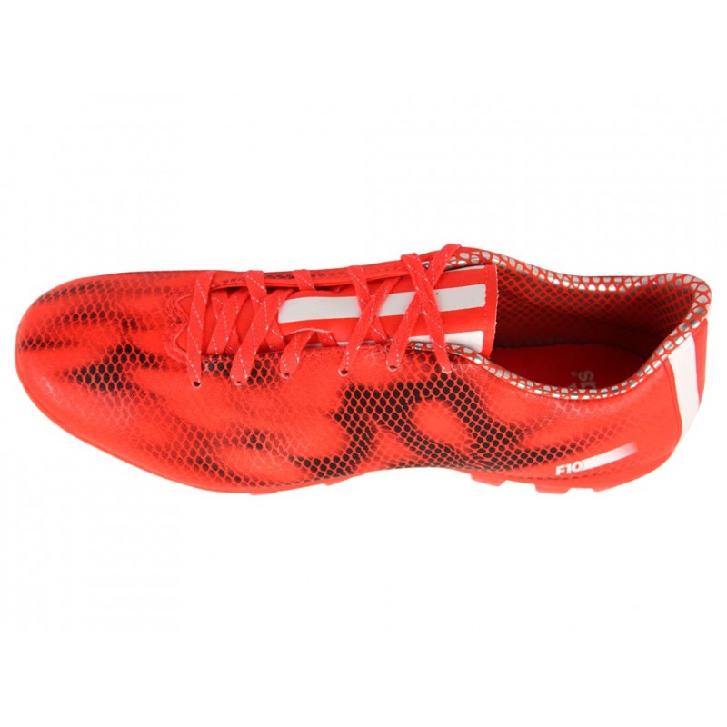 Adidas F10 OraChaussures Ag Football De Homme EWHYI9D2