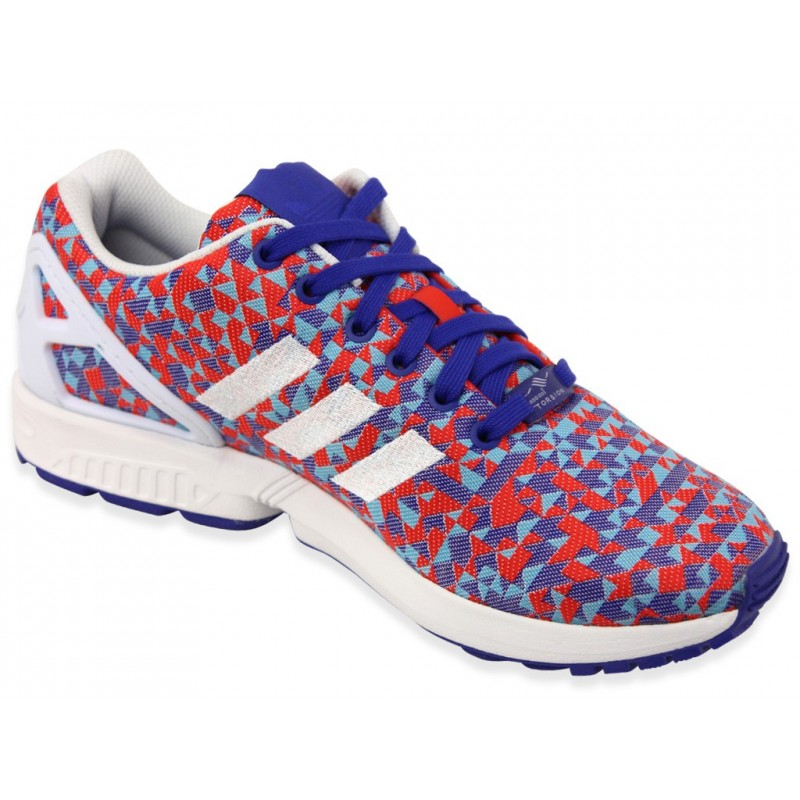 ZX FLUX WEAVE NGT - Chaussures Homme Adidas
