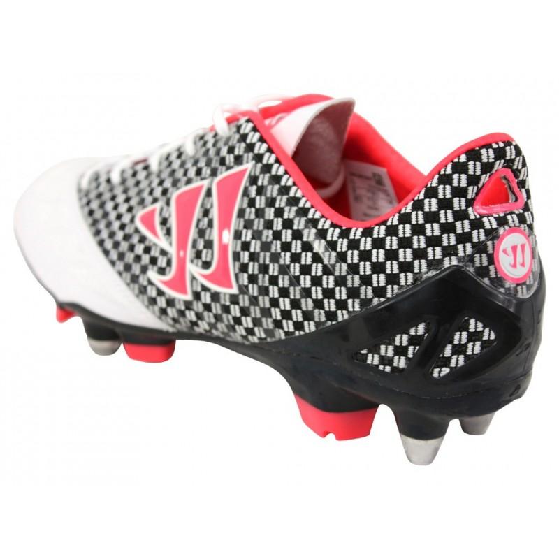 GAMBLER S LITE SG WBN Chaussures Football Homme Warrior Chaussu