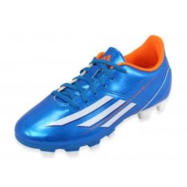 F5 TRX FG J BLU - Chaussures Football Garçon Adidas
