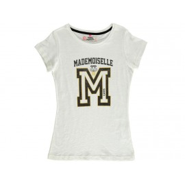 M CAMPS OFF - Tee shirt Fille Camps