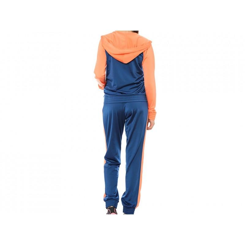 Tricot Adidas Suit Femme Ts BluSurvêtement Survêtements Pk8nOwN0XZ