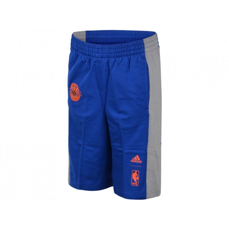 Y FNWR SHORT BLE - Short Basketball Garçon Adidas