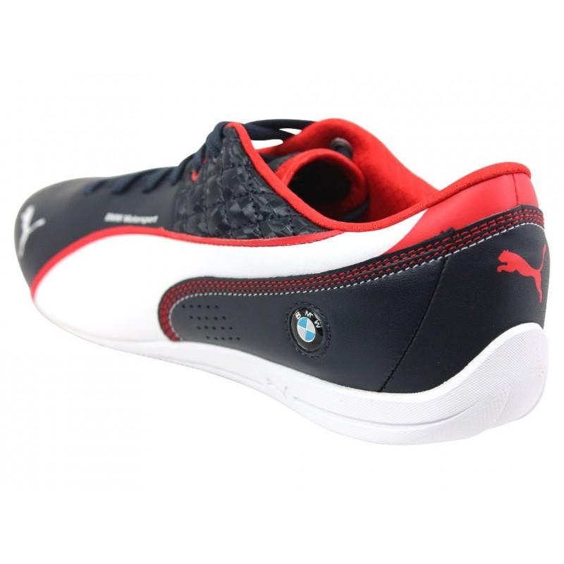 f1f0641bea1 BMW MS DRIFT CAT 6 NM BLU - Chaussures Homme Puma - Baskets