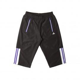 REG TEAM 3.0 BLK - Pantacourt Homme Adidas