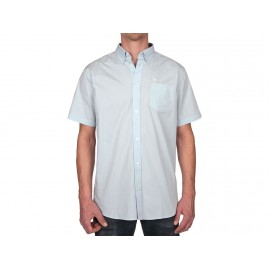 CHEMISE CHEDOZ CIEL - Chemise Homme TBS
