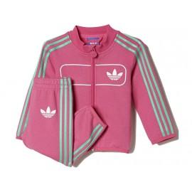 I STREET DIVER ROS - Survêtement Bébé Fille Adidas