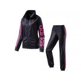 YOUNG IMAGE SUIT BLK - Survêtement Femme Adidas