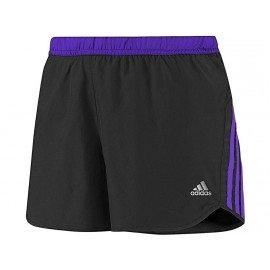 RSP 4 INCH SHORT W BLKP - Short Running Femme Adidas