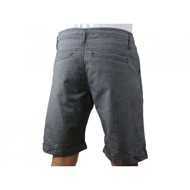 texas western bermudas m gri bermuda homme longboard shorts. Black Bedroom Furniture Sets. Home Design Ideas