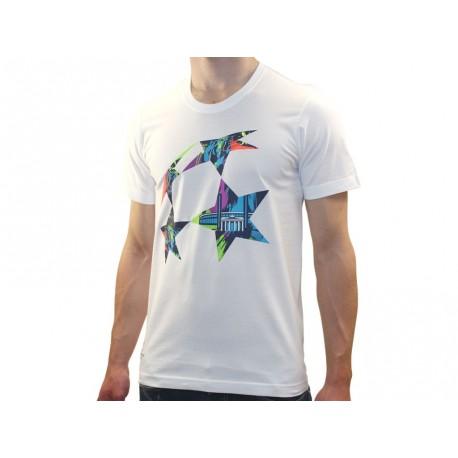 UCL MERCHSBTM2 BLC - Tee shirt Champions League Football Homme Adidas