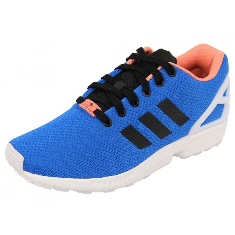 online store bbc5d aeead ZX FLUX BLU - Chaussures Homme Adidas