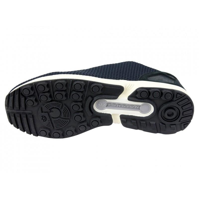 ZX FLUX BLK - Chaussures Homme Adidas