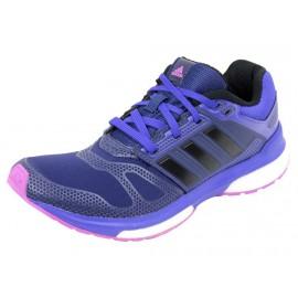 REVENGE BOOST 2 W BLU - Chaussures Running Femme Adidas