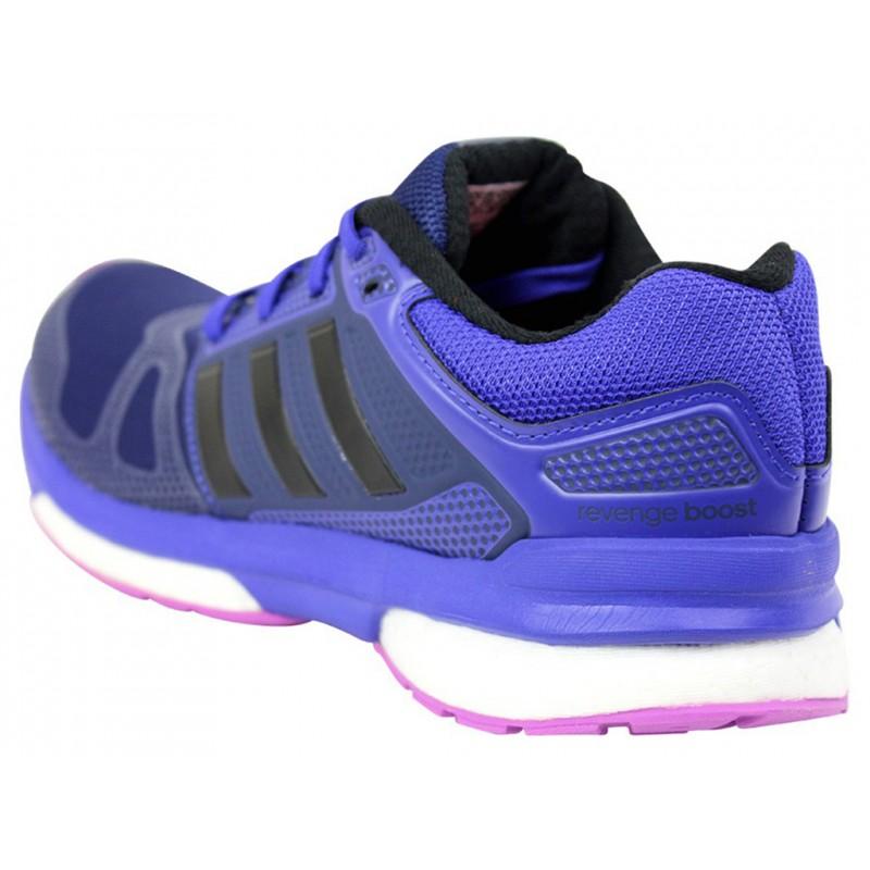 Adidas Running W Revenge Blu Boost 2 Femme Chaussure Chaussures t6qwf6Ug