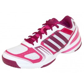 RALLY COURT W ROS - Chaussures Tennis Femme Adidas