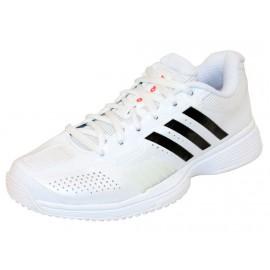 ADIPOWER BARRICADE W  BLC - Chaussures Tennis Femme Adidas