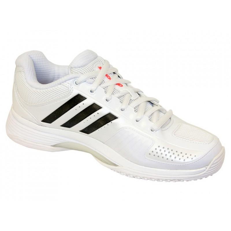 Adidas Chaussu W Tennis BlcChaussures Barricade Femme Adipower jL3R5A4