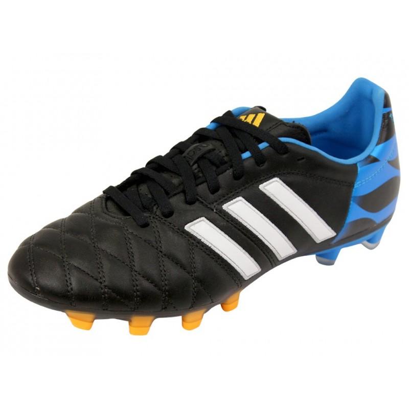 11PRO FG BLK Chaussures Football Homme Adidas Chaussures de foo