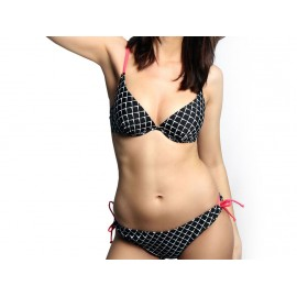 BALCO 395 BLK - Maillot de bain Femme Sun project