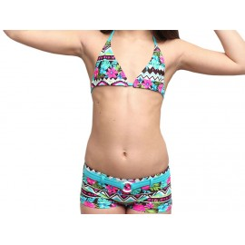TRIANGLE 423 FWR - Maillot de bain Fille Sun project