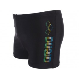 B COLOURWAVE JR SHORT BKT - Boxer de bain Natation Garçon Arena