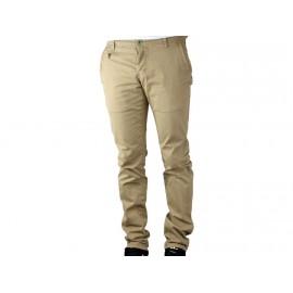 PANTALON CHINO COLLEGE NAV - Pantalon Homme Kamora