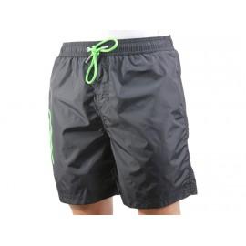 SHORT BAIN JAPAN RAG BLK - Short de Bain Homme Japan Rags