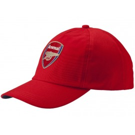AFC LEISURE CAP 2015/16 RED - Casquette Arsenal Football Homme Puma