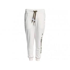 SUPER BAGGY TP BLC - Pantalon Femme Adidas