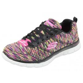 FLEX APPEAL W BML - Chaussures Running Femme Skechers