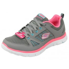 FLEX APPEAL ADAPTABLE W GNE - Chaussures Running Femme Skechers