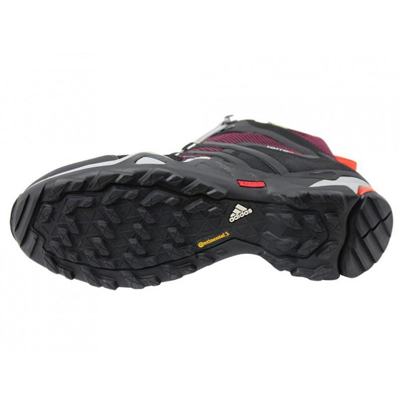 purchase cheap f2027 cb2e9 TERREX FAST X HIGH GTX W VIO - Chaussures Trail Femme Adidas