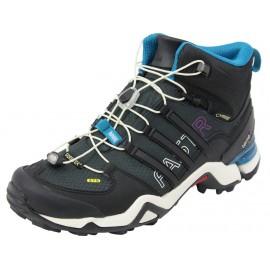 TERREX FAST R MID W NR - Chaussures Trail Femme Adidas