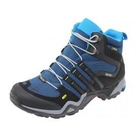 TERREX FAST X HIGH M NR - Chaussures Trail Homme Adidas