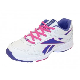 ALMOTIO 2.0 JR BLC - Chaussures Running Fille Reebok