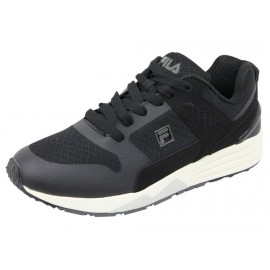 CLEVELAND LOW M BLK - Chaussures Homme Fila