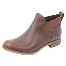 SAVIN HILL GORE ANKL W MAR - Chaussures Femme Timberland