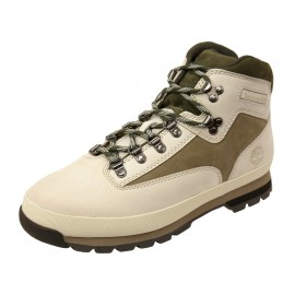 EURO HIKER LEATHER M GRE - Chaussures Homme Timberland