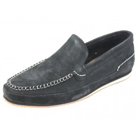 NEW LOAFER M BLK - Chaussures Homme Timberland