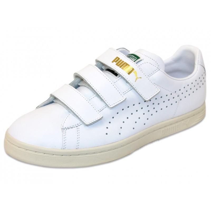 COURT STAR VELCRO BLC Chaussures Homme Puma Baskets