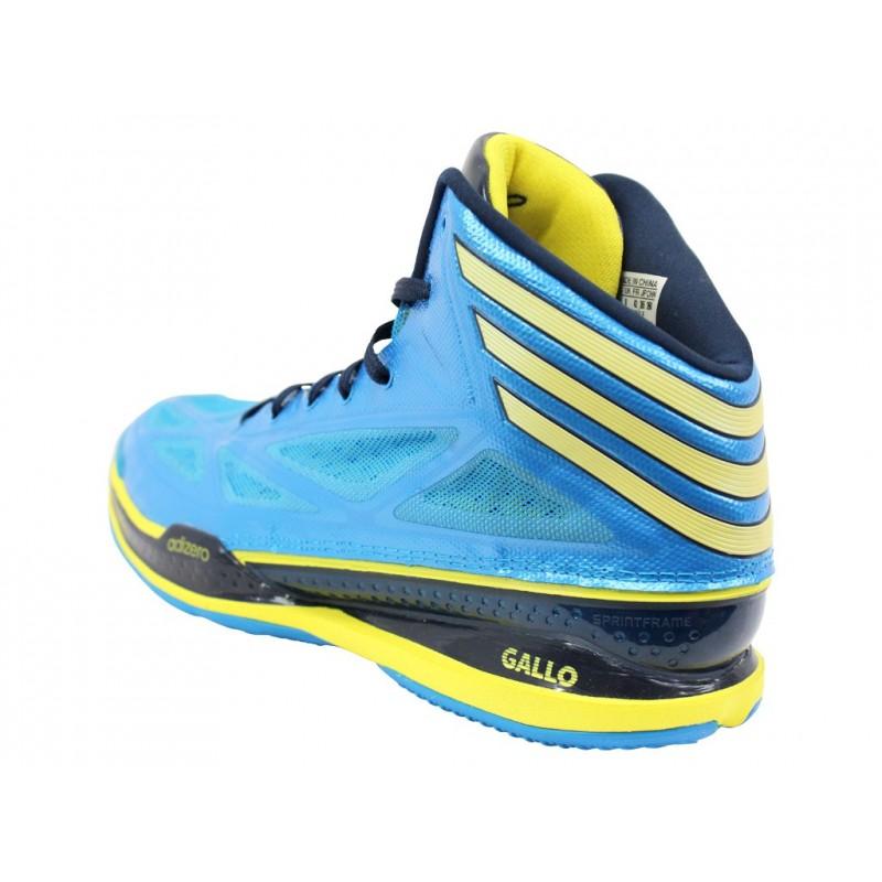 ADIZERO CRAZY LIGHT 3 BLJ - Chaussures Basketball Homme Adidas