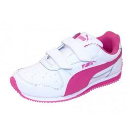 FIELDSPRINT L V K BLC - Chaussures Multi-sport Fille Puma