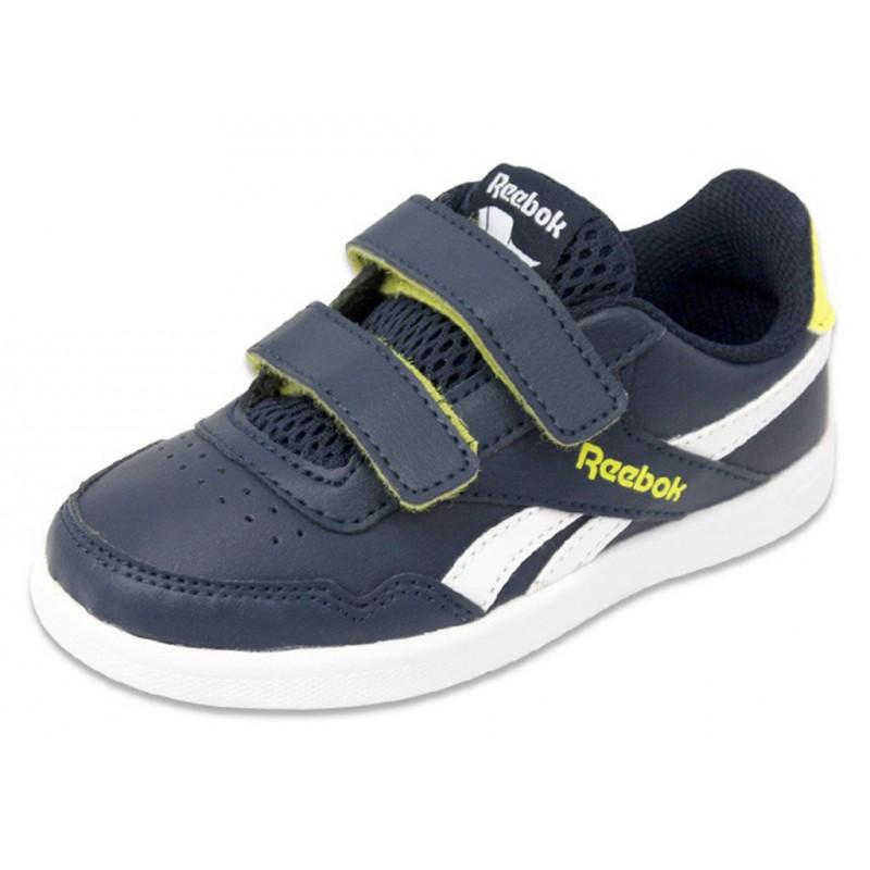 ROYAL EFFECT ALT BB MAR Chaussures Bébé Garçon Reebok Bébé du 1