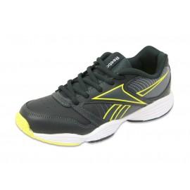 PLAY RANGE JR BLK - Chaussures Tennis Garçon Reebok