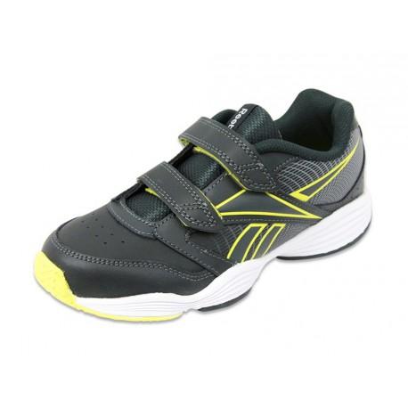 Reebok Garçon Kc Tennis Jr Blk Chaussures Play Range nF0qpw6H