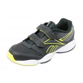 PLAY RANGE KC JR BLK - Chaussures Tennis Garçon Reebok