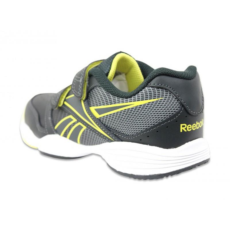 Kc Garçon Range Play Reebok Jr Blk Chaussures Tennis R84cwFqBx